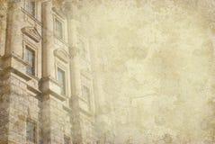布拉格葡萄酒背景 免版税库存照片
