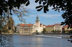 布拉格视图 免版税图库摄影
