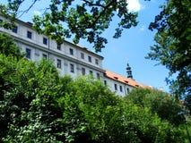 布拉格,布拉格,捷克看法  免版税库存图片