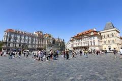 布拉格,捷克共和国 库存图片