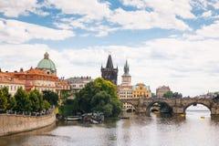 布拉格,捷克- 2016年7月04日 免版税库存图片