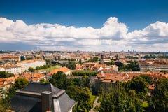 布拉格,捷克- 2016年7月04日 图库摄影