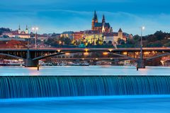 布拉格 免版税库存照片