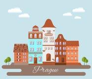 2布拉格 免版税库存图片