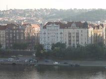 布拉格(CZ) 免版税图库摄影