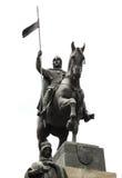 布拉格St Vaclav 01 免版税图库摄影