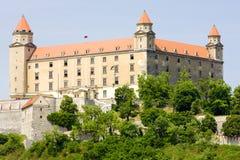 布拉索夫城堡,斯洛伐克 免版税库存照片