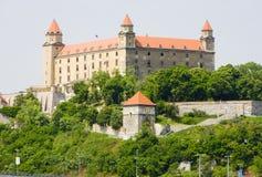 布拉索夫城堡,斯洛伐克 免版税图库摄影