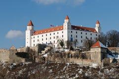 布拉索夫城堡 库存照片