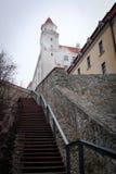 布拉索夫城堡 免版税图库摄影