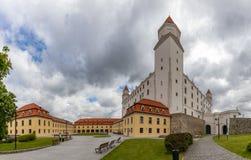 布拉索夫城堡III 图库摄影