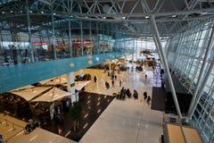 布拉索夫机场 免版税库存图片