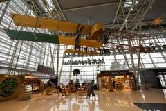 布拉索夫机场 库存图片