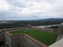 布拉索夫,斯洛伐克美丽的景色  库存图片