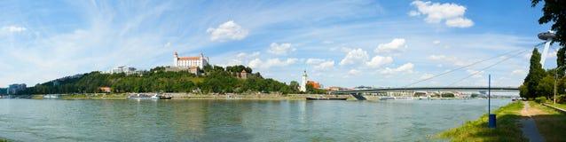 布拉索夫,斯洛伐克 免版税库存照片