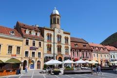 布拉索夫,罗马尼亚 免版税库存图片
