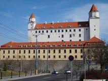 布拉索夫-城堡2016年斯洛伐克 库存照片