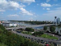 布拉索夫-斯洛伐克的首都2016年斯洛伐克 免版税图库摄影