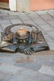 布拉索夫- 2013年10月14日 免版税库存照片