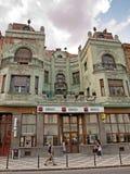 布拉索夫-老大厦 免版税库存图片