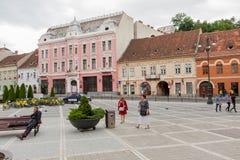 布拉索夫 免版税库存图片