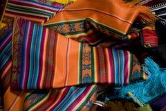 布料墨西哥 免版税库存图片