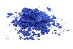 布料漂白剂靛蓝 库存照片