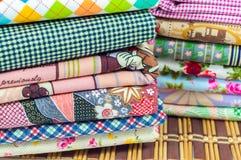 布料织品 库存照片