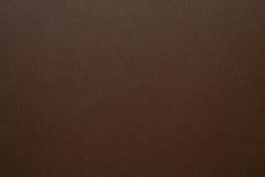 布朗人造革 免版税库存照片