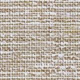 布朗和白色无缝的墙纸样式 库存图片