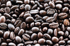 布朗咖啡 库存图片