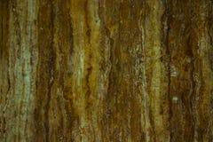 布朗大理石背景 库存图片