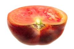 布朗大蕃茄 免版税图库摄影