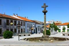 布朗库堡,葡萄牙 库存照片