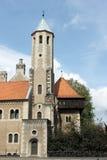 布朗斯维克城堡正方形 免版税图库摄影