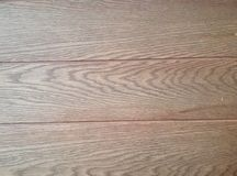 布朗木地板或墙壁表面 库存照片