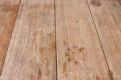 布朗木地板纹理 库存图片