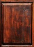 布朗木头纹理 库存图片