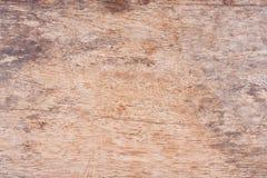 布朗木纹理摘要自然本底空的模板 库存照片