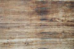 布朗木头盘区 免版税图库摄影