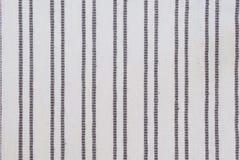 布朗条纹织品 免版税库存照片