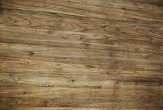 布朗构造了被涂清漆的木地板概念 免版税库存图片