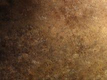 布朗石灰华大理石表面纹理 库存图片