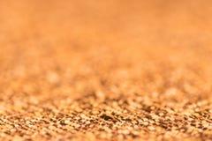 布朗织品纹理 抽象背景,空的模板 免版税图库摄影