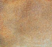布朗背景的织品纹理 免版税库存照片