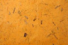 布朗自然纸纹理 免版税库存图片