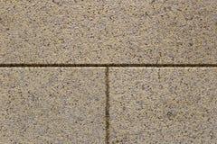 布朗花岗岩瓦片 免版税库存图片