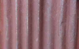 布朗金属板 免版税库存照片