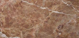 布朗静脉大理石石头 库存图片