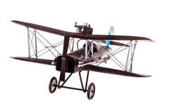 布朗飞机模型 库存图片
